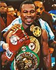 Mosley undisputed Junior Middleweight Champion
