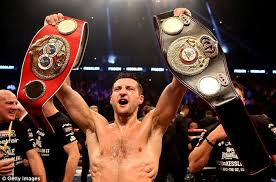 Carl Froch unified the WBA and IBF super middleweight world championships Saturday night in London, defeating Mikkel Kessler.  The future holds a wealth of options for Froch.