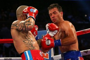 Miguel Cotto, (38-4, 31 KOs), 32, stormed through Delvin Rodriguez, 33 (28-7-3, 16 KOs) to show his determination back to prominence should not be taken likely.