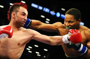 Paulie Malignaggi (33-5, 7 KOs), and Shawn Porter (23-0, 14 KOs), kick off Saturday night's championship double-header on Showtime's Championship Boxing in Washington D.C.