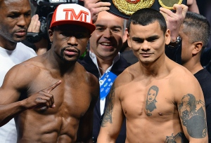 The fight Mayweather should take is a return bout with Marcos Maidana (35-4, 31 KOs).